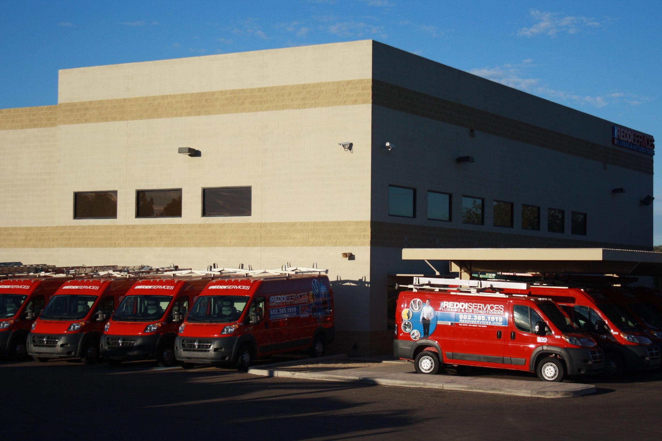 Phoenix Opens New Building