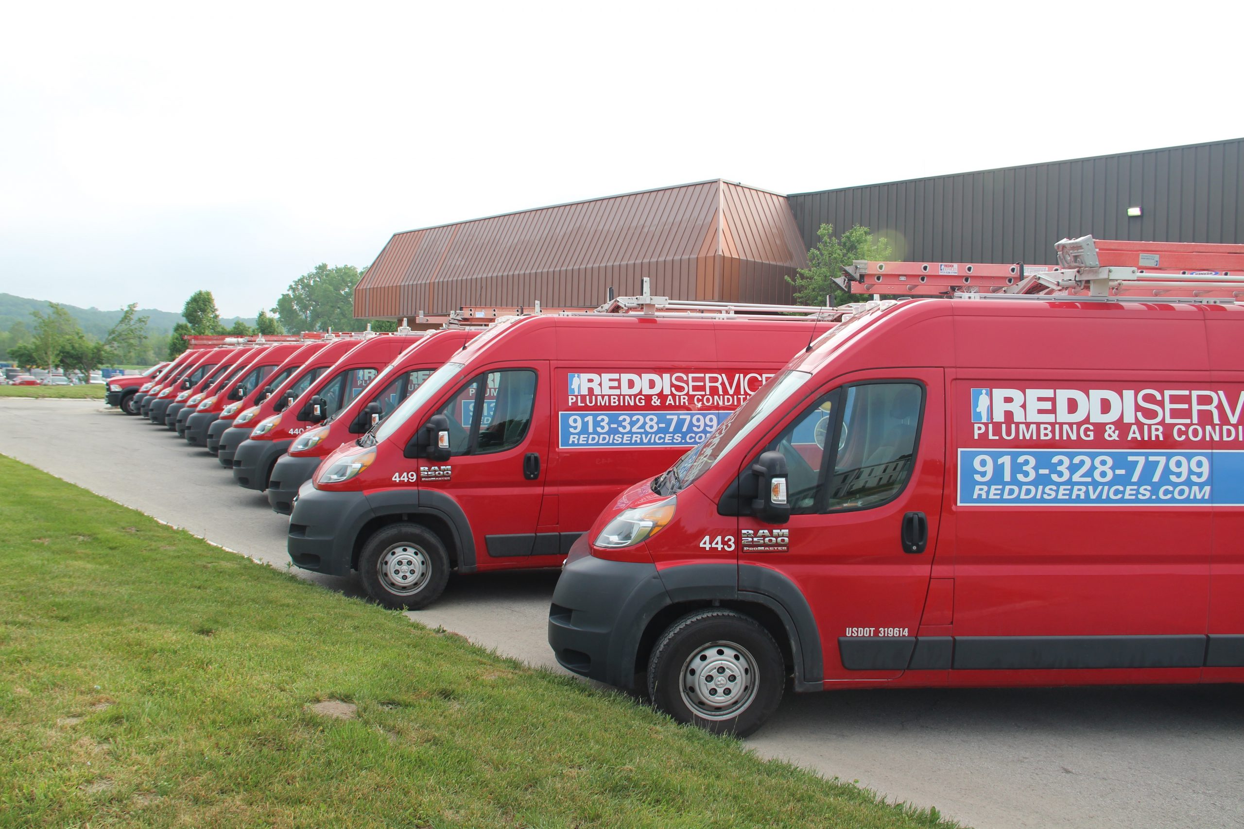 Reddi Gets New Fleet